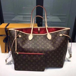🌸✨BRAND NEW✨🌸Louis Vuitton Neverfull MM Monogram Shoulder Bag